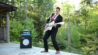 David Barrett & Dagmar Custom Guitars - Jane and Firebolt