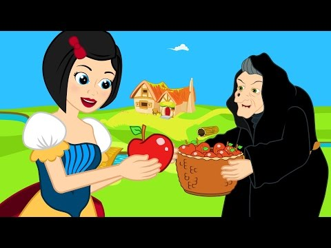 Snow White story & Snow White songs | Fairy Tales and Bedtime Stories for Kids