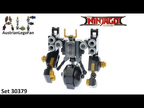 Vidéo LEGO Ninjago 30379 : Quake Mech (Polybag)