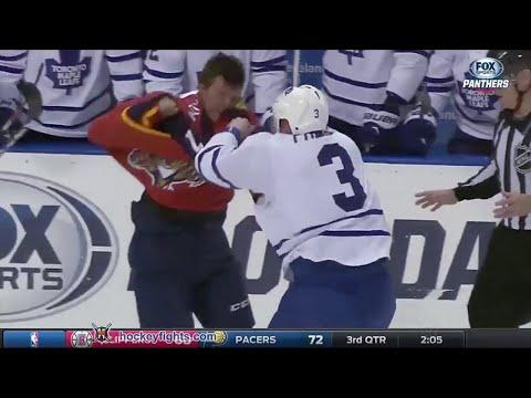 Dmitry Kulikov vs. Dion Phaneuf