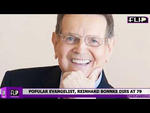 POPULAR EVANGELIST, REINHARD BONNKE DIES AT 79