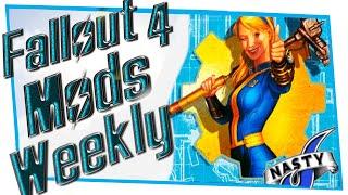 Healthy Armours and Explosions - Fallout 4 Mods - Week 59