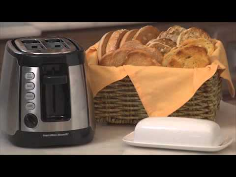 , Hamilton Beach Keep Warm 2-Slice Toaster (22811)