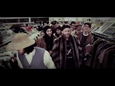 Thrift Shop - Macklemore & Ryan Lewis feat. Wanz (Not Tonight Josephine Rock Cover) Music Video
