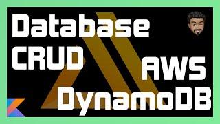 Android Database Storage with DynamoDB via Amplify DataStore