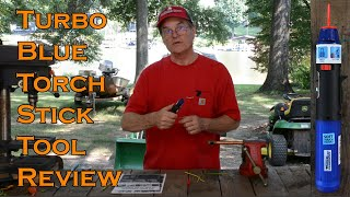 Turbo Blue Torch Stick Review