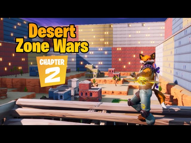 Desert Zone Wars - Chapter 2
