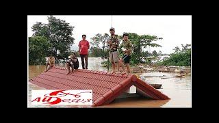 Tote und Hunderte Vermisste nach Dammbruch in Laos