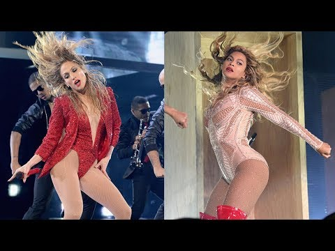 Jennifer Lopez VS Beyonce - Dance Battle (2019)
