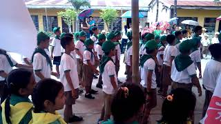 The Boys Scout Are Yelling And Song