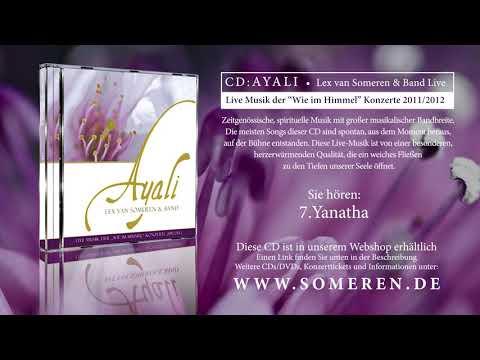 Ayali CD - Lex van Someren & Friends Live