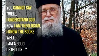 God Is Not Just a Doctrine