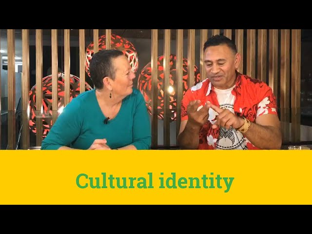 Cultural identity for pacific whānau