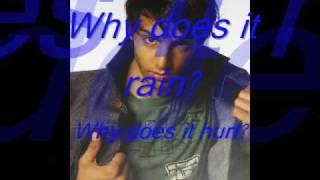 Darin - Why does it rain? / Sing-along