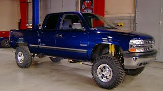 Raising A 1999 Chevy Silverado With A 6 Inch Lift Kit - Trucks! S2, E2