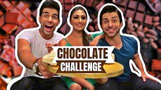 Chocolate Challenge  | Rimorav Vlogs