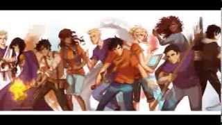 Heroes Of Olympus- Closer To The Edge (coming House Of Hades)