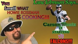 Eagles Cooking Up Trades? Who? Cuts So Far!!! Wentz Will Be Ready, Alshon Jeffery Off PUP