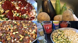 Easy, Quick, Delicious, Middle Eastern Dinner For Your Family !