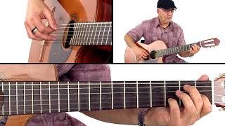 Cuban Guitar Lesson   Guajira Son Intro   Jesús Hernández