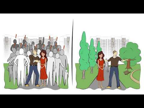 Видео Строим ЖК «ВЛЮБЕРЦЫ» согласно стандартам