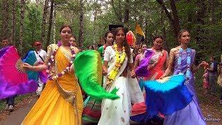 Традиционный индийский фестиваль «Ратха-Ятра». Праздник колесниц (2018)