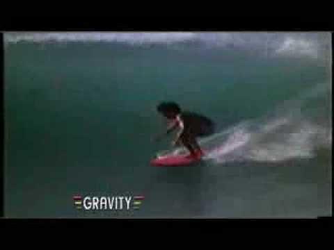 Larry Bertlemann Surfing