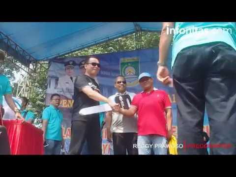 Peringatan Hari Buruh di Tangerang