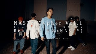 """""""NASTY Cypher Vol.1""""   じょう, MC frog, CreA, TERU, KAKKY   Beats by ゆの [Official Video]"""