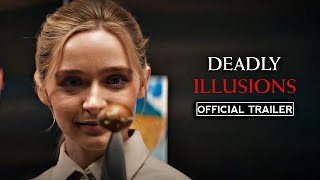 DEADLY ILLUSIONS Official Trailer (2021) Kristin Davis, Greer Grammer Drama Thriller HD by CinemaBox Trailers