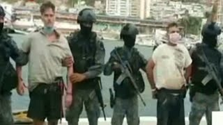 video: Venezuela: Two US citizens arrested after beach invasion aimed at capturing Nicolas Maduro, says regime