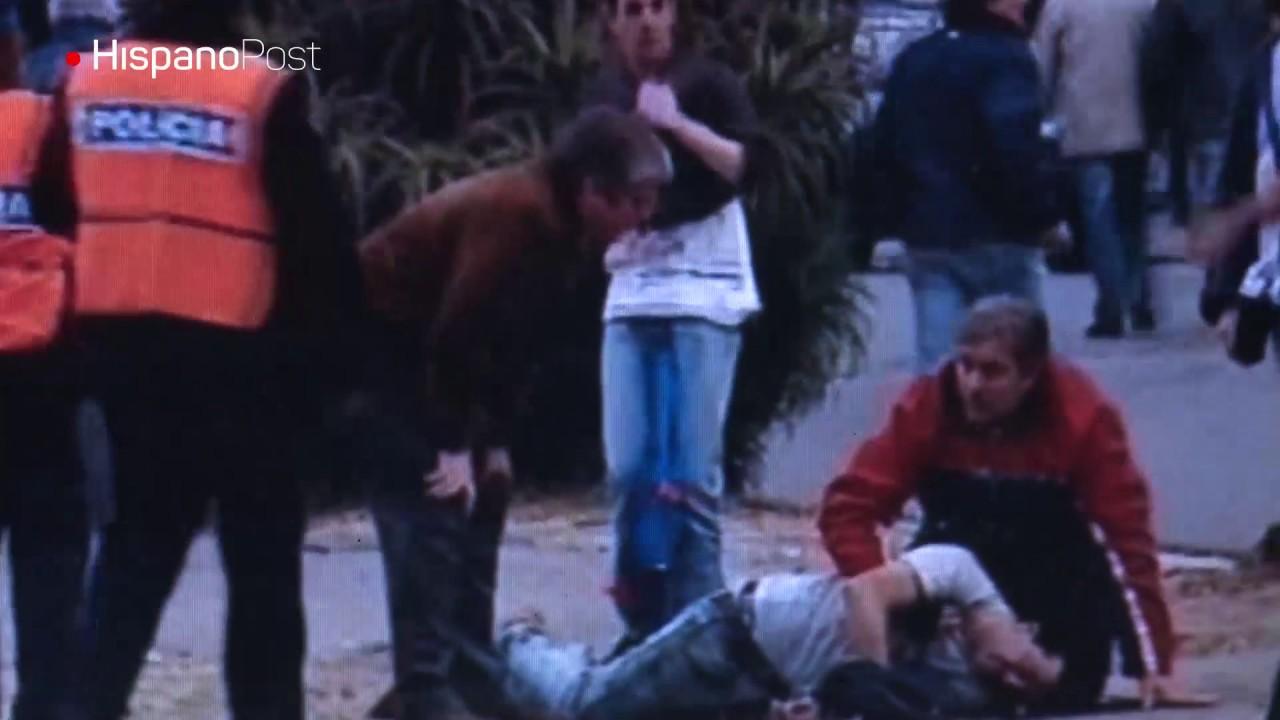 A 10 años del día en que el fútbol argentino se tiñó de sangre