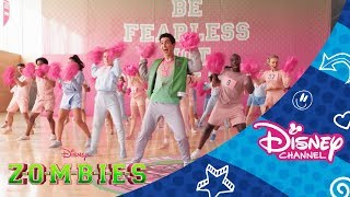 Zombies | Fired Up Music Video | Disney Arabia