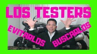 LOS TESTERS // OTRO BUEN TEMA PARA COLECCIONAR MEJOR