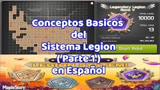 legion guide maple - Kênh video giải trí dành cho thiếu nhi