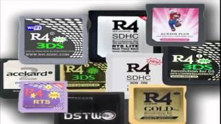 Archivos Y Kernel De Todas Las R4 Actualizados R4igold/r4sdhc2013/2014/2015/2016