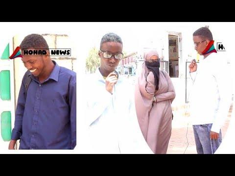 Somali Show | Wax Isagoo QALALAN ku Gala Isagoo Qoyana Kaasoo Baxa .. Su aashii Ugu Qosolka Badnayd