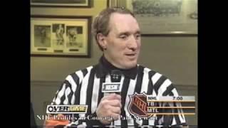 NHL Profiles in Courage: Paul Stewart