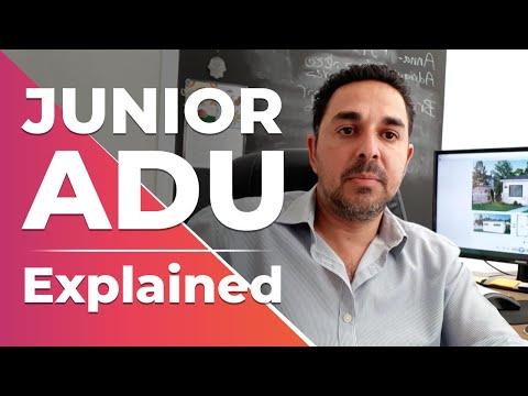 What Is a JADU - Junior Accessory Dwelling Unit Explained