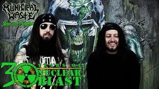 MUNICIPAL WASTE - Engineering: Slime and Punishment (OFFICIAL INTERVIEW)
