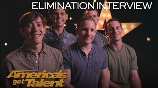 Elimination Interview: Human Fountains