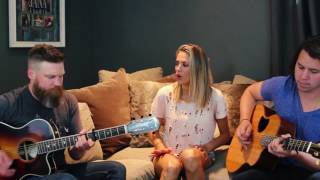 Jana Kramer - Cowboy Take Me Away (Acoustic Cover)