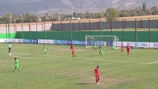 Таджикистан – Россия (игроки 2001 г.р.). Кубок Президента Республики Казахстан