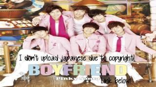 Boyfriend   Pinky Santa PV Eng Rom Jap HD