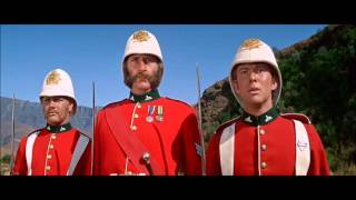 """Zulu (1964)  - """"you're all going to die!"""""""