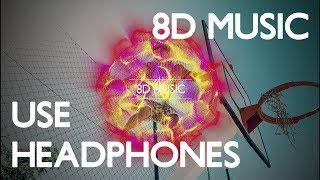 8D MUSIC   Lost Frequencies & Zonderling   Crazy
