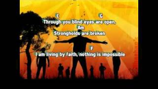 PlanetShakers - Nothing Is Impossible (Lyrics And Chords)