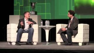 Elon Musk on starting small, blowing up education and reaching the stars in 3 years