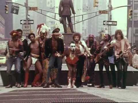 Funkadelic - Cosmic Slop Live 1973 online metal music video by FUNKADELIC