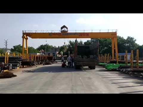 Double Girder Box Type Gantry Cranes